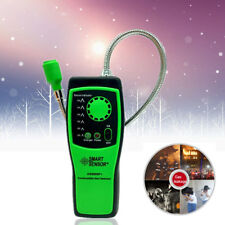 Portable Combustible Gas Detector Methane natural Gas Leak Analyzer Tester Alarm