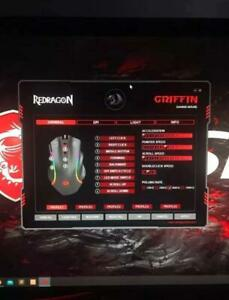gaming mouse redragon criffin