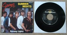 Survivor Summer nights - 1982 Scotti Brothers Germany