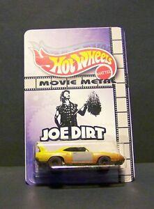 "Custom HotWheels ""Charger Daytona"" and package from  JOE DIRT"