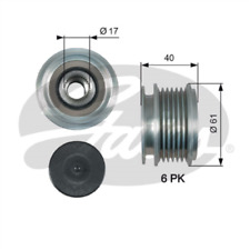 Pulley OAP7013 Freewheel VW GOLF IV 3.2 R32 4motion cabrio 1.6 1.8 Alt