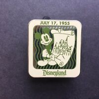 DLR - Mickey Patches Mickey With Sleeping Beauty Castle Sketch Disney Pin 107171
