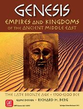 GMT: Genesis - Empires and Kingdoms of the Ancient Middle East board game (New)