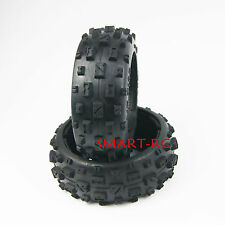Front V2 Knobby DIgger tire for 1/5 HPI ROVAN KM BAJA 5B SS
