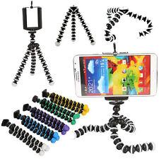 Mini Stativ Digital kamera flexibel Gummi Tripod Mount für Canon Nikon Samsung