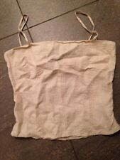 PETER WERTH STRAPPY TOP SIZE 10 LADIES