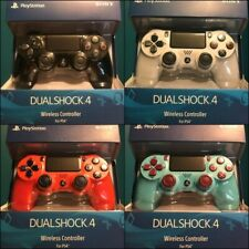 New DUALSHOCK 4 Wireless Controllers for PS4 (MANY COLOURS AVAILABLE)