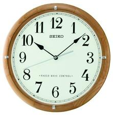 Seiko Radio Controlled Wall Clock QXR303Z £55.00 Our Price £43.95
