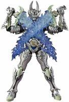 Makai Kadou Garo Plata Fanged Caballero Zero Figura de Acción Bandai Japón