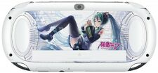 NEW PlayStation Vita Hatsune Miku Limited Edition Wi-Fi model PCHJ-10002 F/S