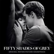 Fifty Shades of Grey Soundtrack (50 Shades of Grey) CD Soundtrack