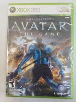 James Cameron's Avatar: The Game (Microsoft Xbox 360, 2009) NEW