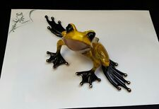 FROGMAN Tim Cotterill WHAT'S UP Bronze Frog COA BF39 2001 1088/2000