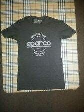 "SPARCO /""Vintage 77/"" Men/'s T-Shirt Navy Blue"