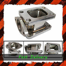 Stainless steel 304 Turbo Adapter Flange Garrett T3 T3 38mm Wastegate Manifold
