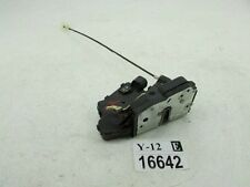 2001-2005 BMW 325i 330i SDN Rear Right Passenger Side Door Lock Latch Actuator