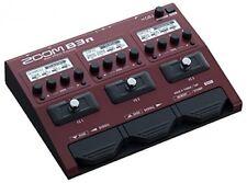 New ZOOM Bass Multi-Effects Processor B3n Japan