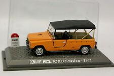 UH Presse 1/43 - Renault Rodeo Evasion 1971
