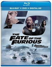 The Fate of the Furious [Blu-ray + DVD + Digital HD] (Sous-titres français) *NEW