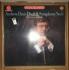 ANDREW DAVIS - DVORAK SYMPHONY NO. 6 — Mastersound — Sealed!!