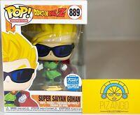 Funko Pop Dragon Ball Z Super Saiyan Gohan With Sunglasses Funko Shop IN HAND!