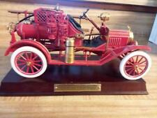 FRANKLIN MINT 1916 FORD MODEL-T FIRE ENGINE 1:16 SCALE FIRE TRUCK