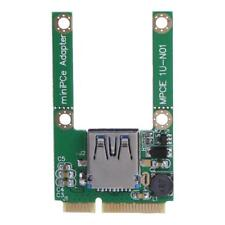 Mini PCI-E to USB3.0 PCI Express Adapter PCI-E to USB 3.0 Expansion Card MAC10.8