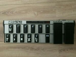 behringer fcb1010, with uno chip (pedalboard midi controller)