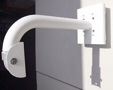 WREN HM2200 WHITE POLE MOUNT FOR ETH15 & POH1500 ENVIRONMENTAL TUBE HOUSING
