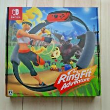 Nintendo Switch Ring Fit Adventure Video Game From Japan Official Import DHL