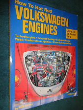 1950'S-1970 HOW TO HOT ROD VOLKSWAGEN ENGINES SHOP MANUAL 59 60 65 66 67 68 69