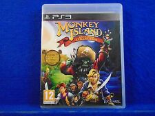 ps3 MONKEY ISLAND Special Edition Collection REGION FREE PAL UK ENGLISH LANGUAGE