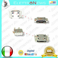 Connettore ricarica Micro usb Samsung GT-S7500 Ace Plus GT-S7220 GT-I8910