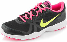 New Nike Black Core Motion Trainers Running Shoes Sneakers - Womens Ladies Girls