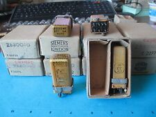 SIEMENS BROTHERS 48V RELAY. 1 PIECE.