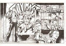 Batman / Superman #5 p.7 - Toymaster DPS - 2014 art by Brett Booth