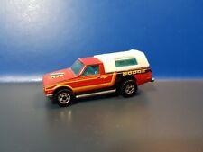 Vintage Hot Wheels _ Dodge D-50 / red _ Blackwall 80's _ nice _ loose !!