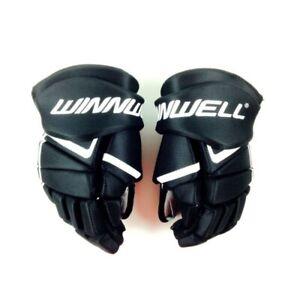 WINNWELL AMP 500 Ice Hockey Gloves Size Senior, Inline Hockey WINNWELL Gloves