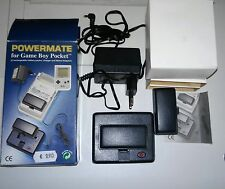 POWERMATE FOR GAME BOY POCKET 2 RECHARGABLE BATTERY ----