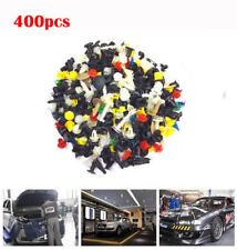 400 Pcs Car Vehicle Door Fenders Bumper Mixed Fastener Retainer Rivet Pin Clips