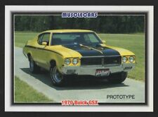 1992 MUSCLECARS PROMOS #55 1970 BUICK GSX – NM-MT (8)+