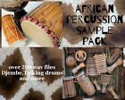 African Percussion Sample Pack /// Ableton / Cubase / FL Studio / MPC