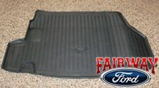 2010 thru 2014 Mustang OEM Ford Parts Rubber Cargo Area Protector Mat w/out Sub