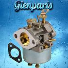 Tecumseh Aftermarket Carburetor for HM100 HMSK100 HMSK90 with a free Gasket