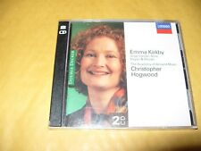 Emma Kirkby sings Handel, Arne, Haydn & Mozart (1998) cd New and Sealed