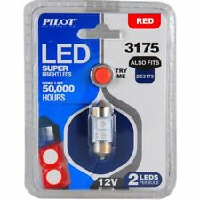 Pilot Automotive Red LED SMD Replacement Bulb IL-3175R-AM - Single