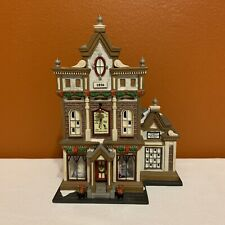 Dept 56 Christmas in the City Victoria's Doll House #59257 Retired