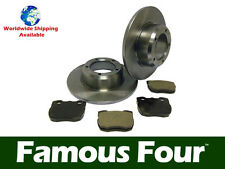 Land Rover Discovery 1  Tdi/V8(1989-1998)/2.0 Value Front Brake Disc and Pad Set