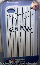New York Yankees iPhone4 iPhone4S Case Jersey style I Phone Holder Cover