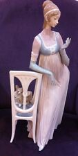 Lladro Lady Empire Porcelain Figurine